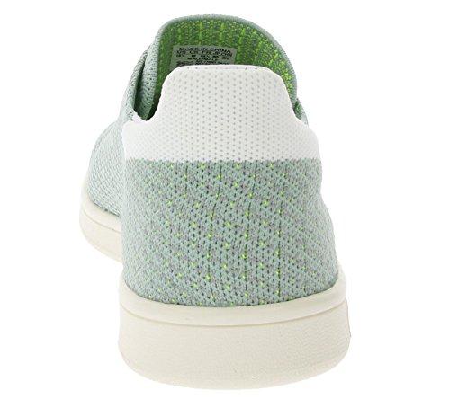 adidas Stan Smith Primeknit NM, Mist Slate-Ftwr White-Chalk White mist slate-ftwr white-chalk white