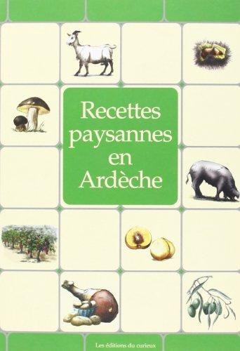 Recettes paysannes en Ardèche