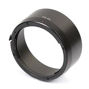 BlueBeach-ES-68-Ersatz-Gegenlichtblende-fr-Canon-EF-50-mm-F18-STM-Nicht-kompatibel-mit-anderen-Objektiv-Modell