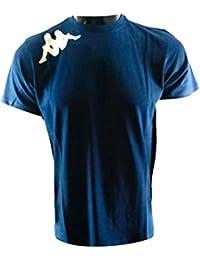 Kappa Umberto Camiseta Hombre Manga Corta Moda 045cf9d080011