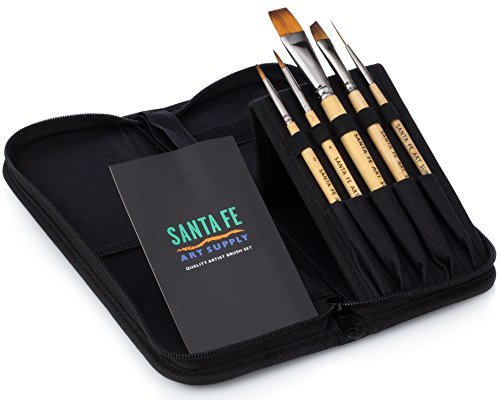 santa-fe-art-supply-best-quality-artist-paintbrush-travel-set-acrylic-oil-watercolor-face-paint-prof