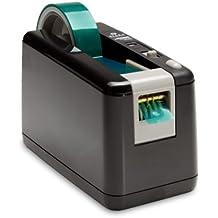START International ZCM0800 Dispensador Automático de Cinta Alimentado por 3 Baterías D, Negro