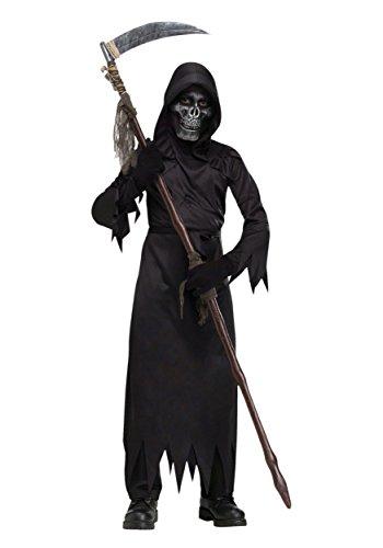Big Boys' Demon Of Doom Costume Medium (8-10) by Fun (Doom Kostüme Kind)
