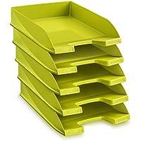 CEP 1011000301 - Pack de 10 bandejas, color verde