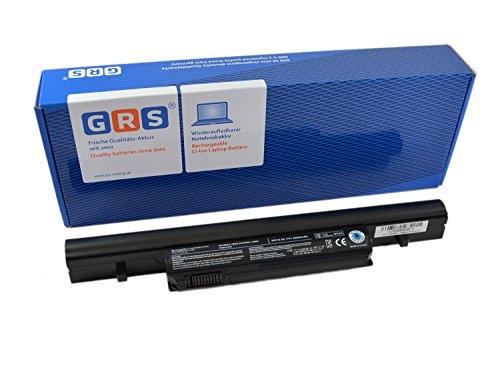 GRS Batterie pour Toshiba Satellite R850, Pro R850, Tecra R850, Tecra R950, Dynabook R751, R752, remplacé: PA3904U-1BRS PA3905U-1BRS PABAS246 PABAS245 3ICR19/65-2 3ICR19/66-2 4400mAh/49Wh 11,1V