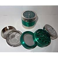 metallo erbe Grinder 50mm 5pezzi con una combinazione di colori
