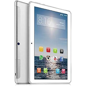 4G LTE Tablet 10 Pulgadas HD - TOSCIDO W109 Android 7.0