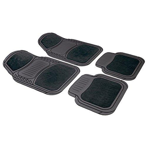Preisvergleich Produktbild Pool Line 645041Teppich aus Gummi Vision, schwarz