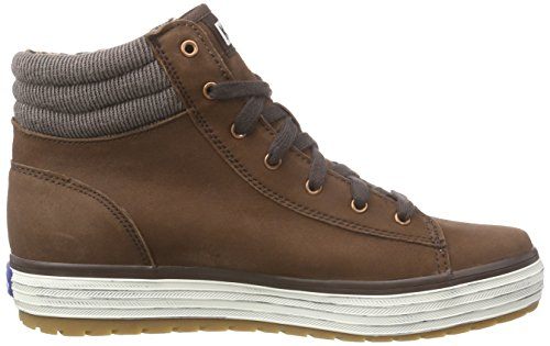 Keds  HI RISE VINT., Sneakers Basses femme Marron