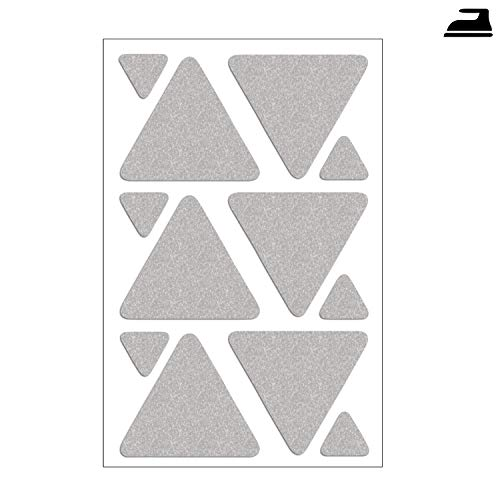 LAS Rückstrahler Dreieck