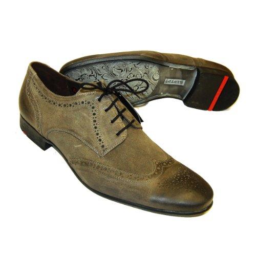 LLOYD 1116945, Chaussures de ville à lacets pour homme Gris