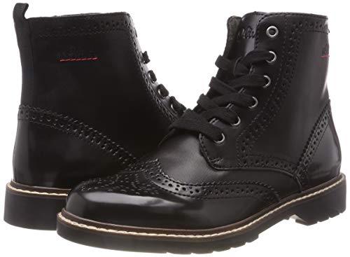 df3df24fd69087 s.Oliver Damen 25465-21 Combat Boots