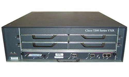 Cisco 7204VXR 4-slot chassis, 1 AC Supply, Sp -