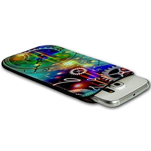 Sleeve style Housse Case Étui Coque Motif Étui pour Apple iPhone 6/6S–Choix Design au choix ubs17 Design 7