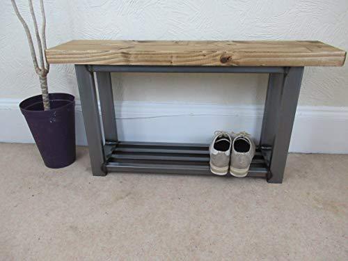 Scarpiera panca con contenitore a base hallway bench