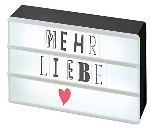 Moses. 63105, Happy Me LED caja luz Mini puerto USB