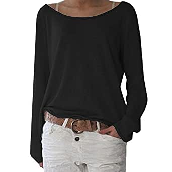 741551f004 EFINNY Women s Loose Tunic Tops