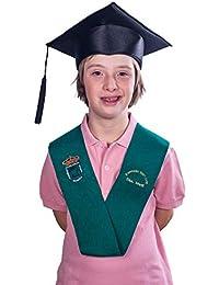 62304956d Tiltextil Birrete de graduación infantil y primaria