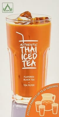 Authentic Thai Iced Tea 7 Oz