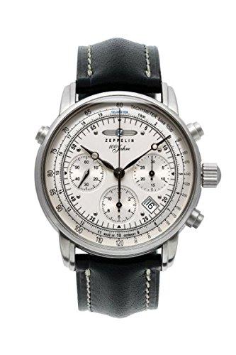 Zeppelin montre homme Serie 100 Jahre Zeppelin chronographe automatique 7620-1