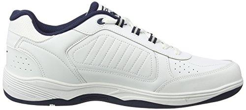 Gola Herren Belmont Hallenschuhe Weiß (White/navy We)