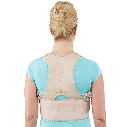 Allium Back Support Belt For Align Posture & Prevent Spine...