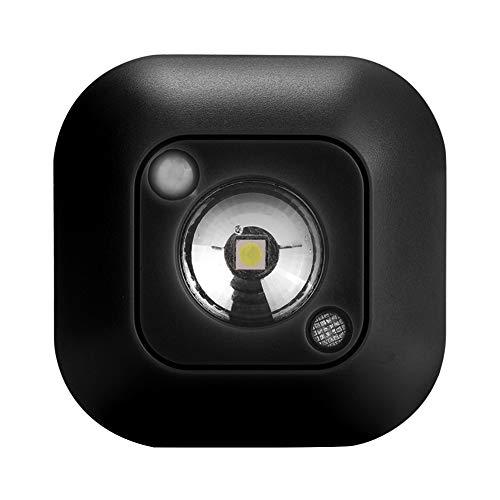 Riuty Batteriebetriebenes Schranklicht, drahtlose LED unter Schranklicht Sensor des menschlichen Körpers Nachtlampe für Zähler, Schränke, Küche(1#) - Zähler Küche Beleuchtung