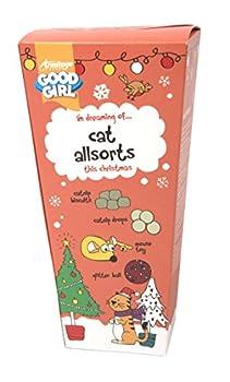 Chat Allsorts Gâteries de Noël pour chats et chatons (10685)