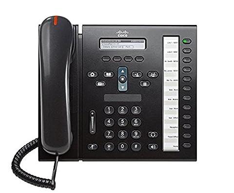 Cisco CP-6961-C-K9 1-Handset 6-Line Landline Telephone