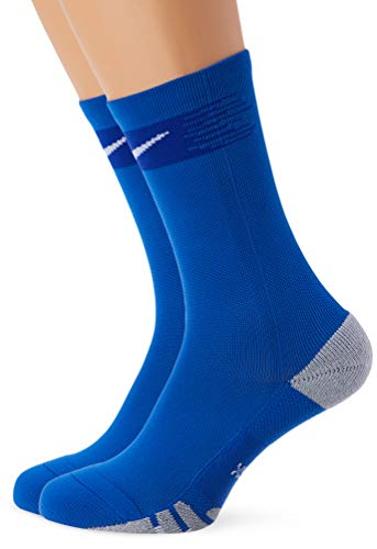 Nike crew sock, calze unisex – adulto, royal bright blue/white, m