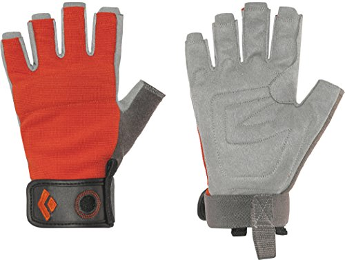 Black Diamond Crag Half-Finger Handschuhe