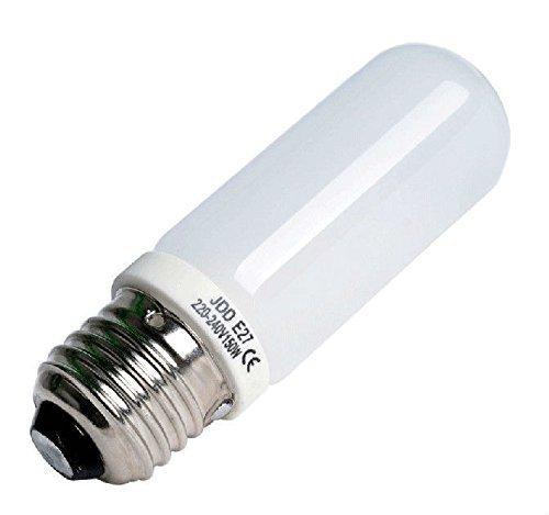 150W Halogen Einstelllicht   E27Passform   Leuchtmittel Studio Flash Light Strobe Monolight -