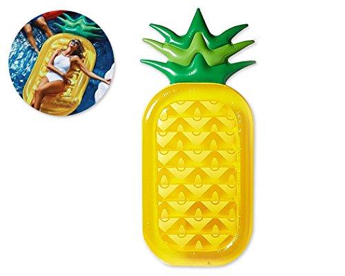 Ananas geformte aufblasbare Pool Schwebeliege - 3