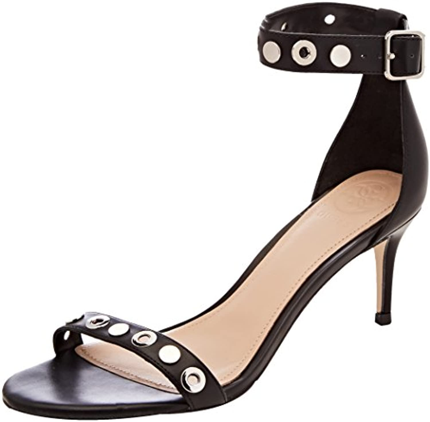 Guess Damen Footwear Dress Sandal Riemchen Pumps Schwarz
