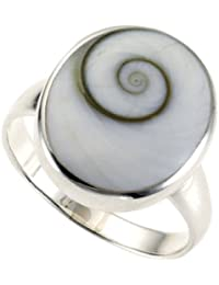 """ZEEme Pearls Damenring """"Shiva´s Eye"""" 275270113"""