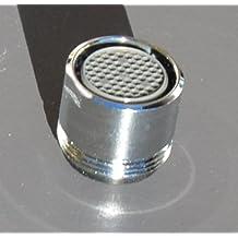 Perlstrahler Wasserhahn Sieb 10x Strahlregler M24x1 AG 24L//min