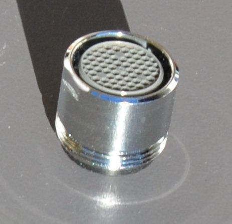 Neoperl M18 aérateur chromé, aérateur, un brise-jet, filetage M18x1 mâle, souvent à Dornbracht, robinets Hansgrohe, bidet