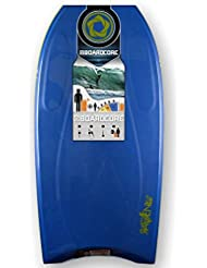 Tabla de bodyboard core Raven 106.68 cm/106 cm azul