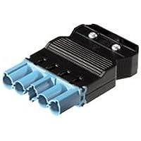 Wieland 92.954.4453.0Anschluss GST18i5Stecker AEREO Conex Schraube flach, pastell blau