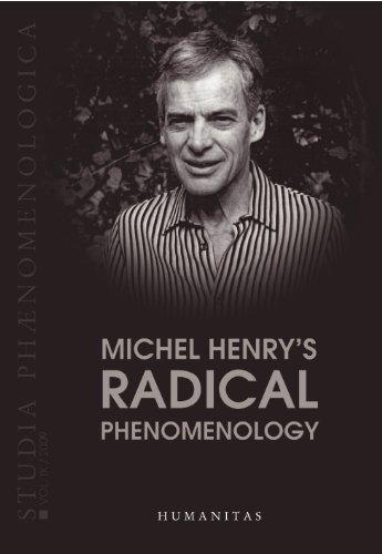 Michel Henry's Radical Phenomenology par Rolf Kuhn