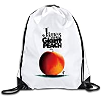 68cf490099 NasNew James and The Giant Peach Fantasy Adventure Film Travel Bags White