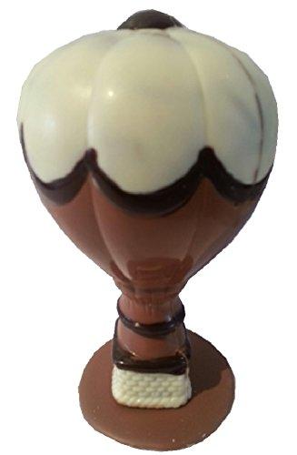 Preisvergleich Produktbild 03 093018 Schokolade Fesselballon,  Valentinstag,  Ballon,  Mongolfiere,  Globus,  Weltkugel,  Schule,  Tortenverzierung,  Hochzeit,  Schokoladen