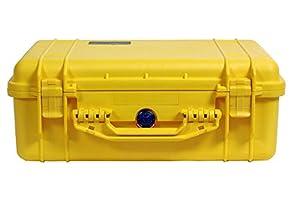 Valise Pelibox 1520 avec renfort en mousse 2016 Boîte de rangement