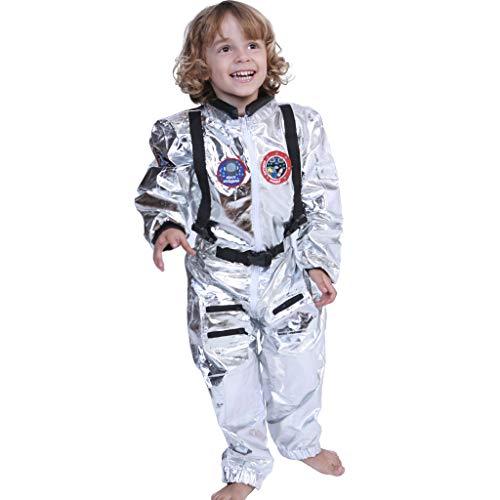 EraSpooky Jungen Astronaut Spaceman (Astronaut Kostüm Für Jungen)