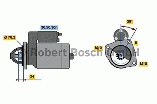 Bosch 986017110 Starter -