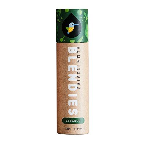 Hummingbird Smoothie Balls (Cleanse) 5 x 25g || Einfache Bio Frühstücks Smoothies mit Superfood Matcha, Spirulina & Datteln | grüner Smoothie Detox