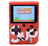 Shopy Bucket Red Color Console SUP 400 in 1 Games Retro Game Box