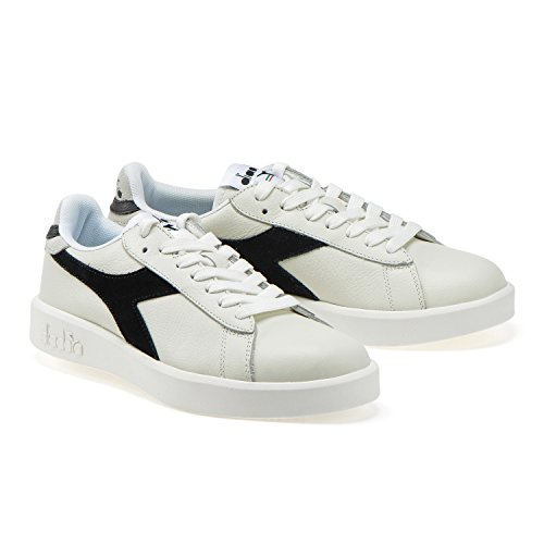 Diadora Sneakers Game Wide L per Donna C0351 - BIANCO-NERO