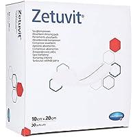 ZETUVIT Saugkompressen unsteril 10x20 cm CPC 30 St Kompressen preisvergleich bei billige-tabletten.eu