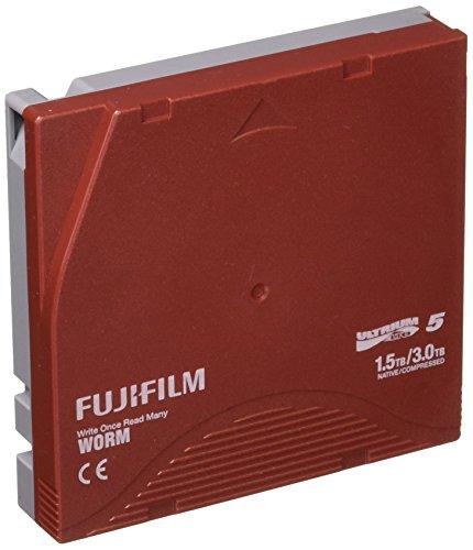 Fuji Film Fujifilm Lto Ultrium 5 1.5Tb-3Tb Worm Cartrige With Case